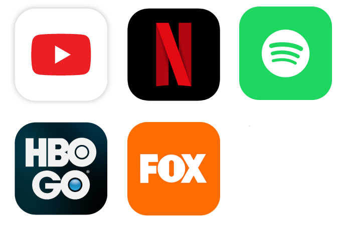 Apps favoritas