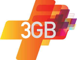 3 GB PLAN ALL IN ONE