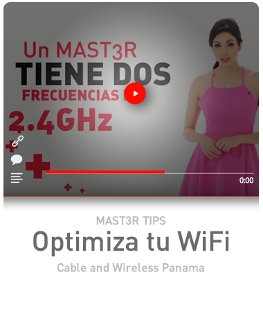 Optimiza tu Wi-Fi