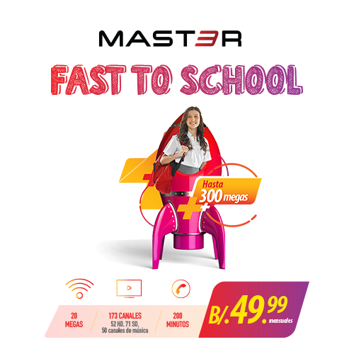 Fast to School